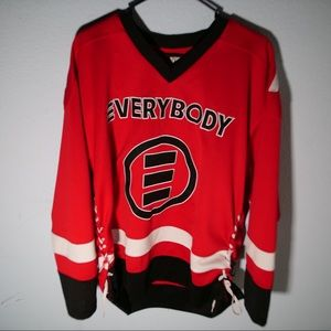 Logic everybody hockey jersey size medium